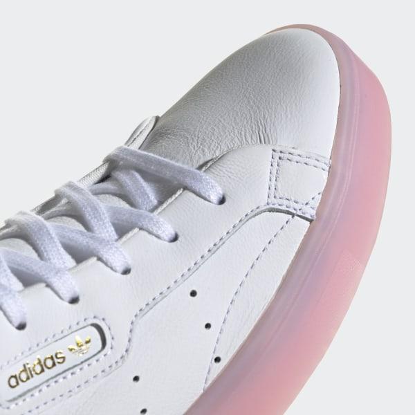 Adidas Sleek Schoenen Adidas WitOfficiële Shop Shop