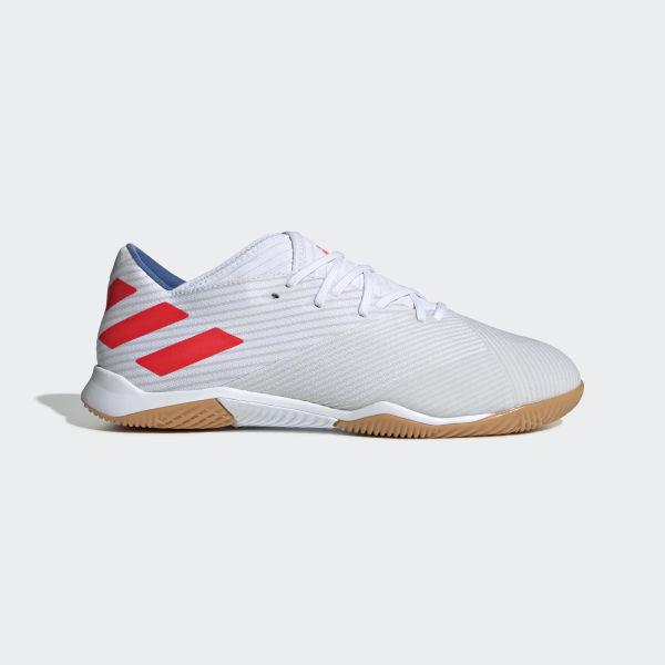 1fb84ec466 adidas Nemeziz Messi 19.3 Indoor Shoes - White   adidas US