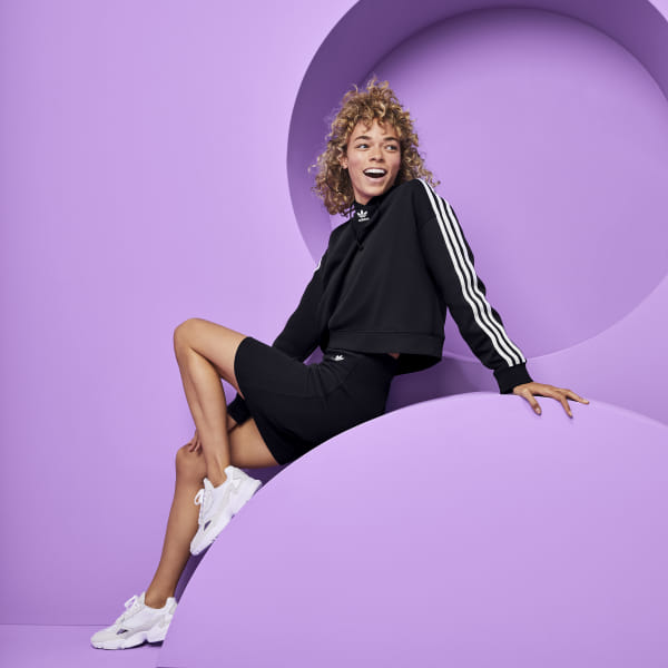 c0f21f60e1 adidas Cropped Hoodie - Black | adidas US