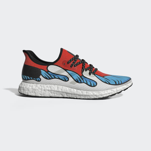 adidas SPEEDFACTORY AM4 L.A. Aaron Kai Shoes - Red | adidas US