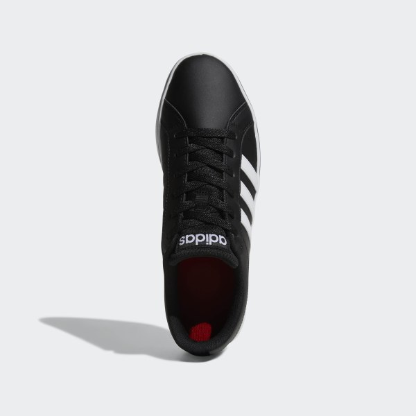 5b3617052f VS Pace Shoes Core Black / Cloud White / Scarlet B74494