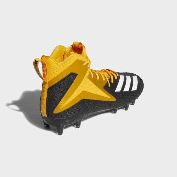 the latest 3894a a0d1f adidas Freak x Carbon Mid Cleats - Black | adidas US