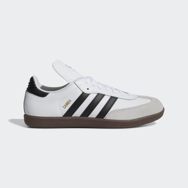 b3f0451ace adidas Samba Classic Shoes - White | adidas US