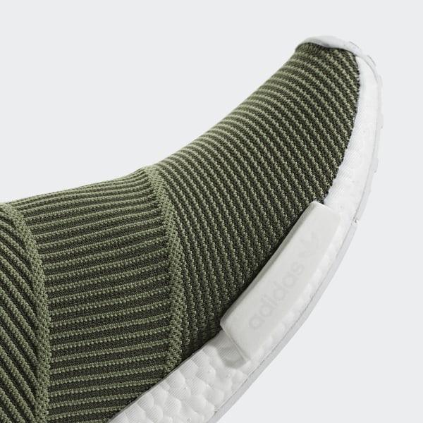 adidas NMD_CS1 Primeknit Shoes Green | adidas Canada