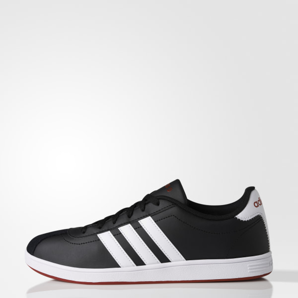 adidas VLCOURT Negro | adidas Colombia