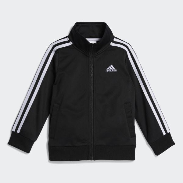 245871480 adidas ICONIC TRICOT JACKET - Black | adidas US