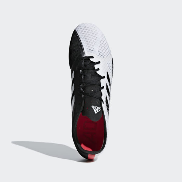 outlet store 1c72a e7363 Chaussure d athlétisme Adizero Ambition 4 Cloud White   Core Black   Shock  Red B37483