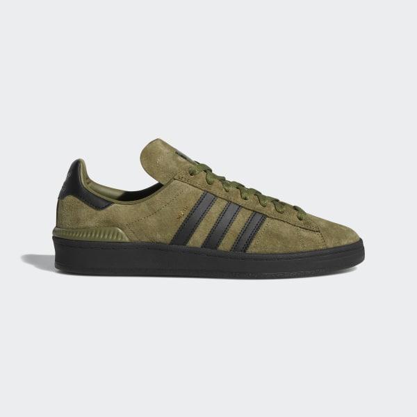 adidas Campus ADV Shoes - Green | adidas US