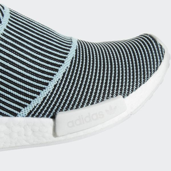 adidas NMD_CS1 Parley Primeknit Shoes Blue   adidas UK