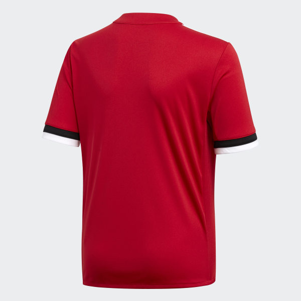 e98f227f315 Manchester United Home Jersey Real Red   White   Black AZ7584