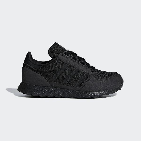 adidas Forest Grove Shoes Black | adidas Belgium