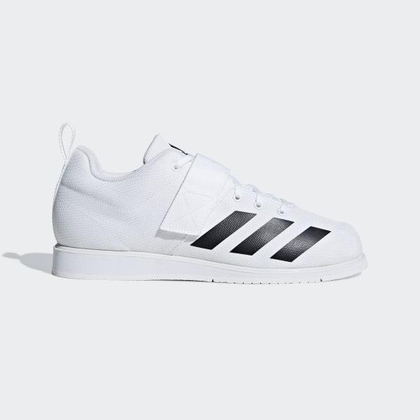 f8c394130ac8 Powerlift 4 Shoes Cloud White / Core Black / Cloud White BC0347
