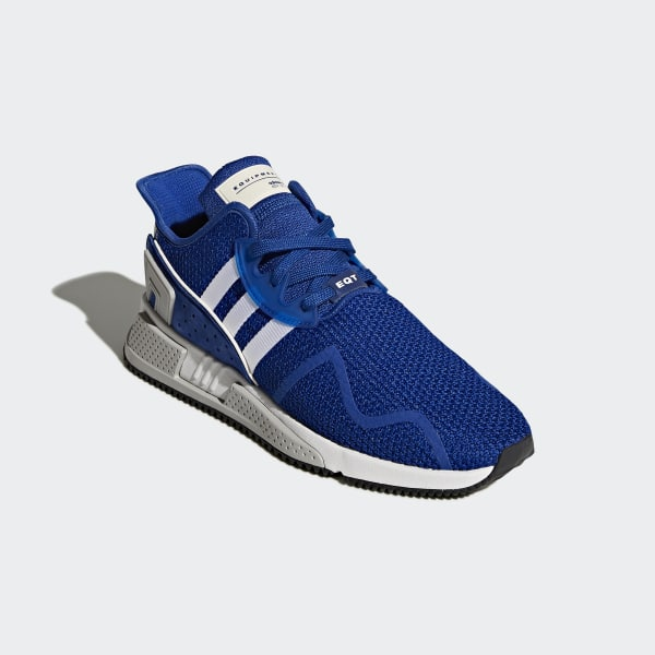 Blau Adidas Originals Eqt Cushion Adv Schuhe Herren Berlin