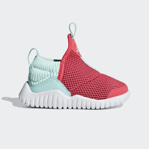 b6d572a09aca RapidaZen Shoes Shock Red   Clear Mint   Ftwr White D96851