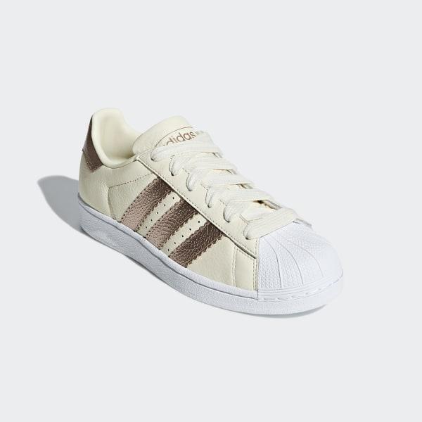 adidas originals haut superstar beige