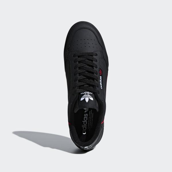 80b100410e68a adidas Continental 80 Shoes - Black | adidas US