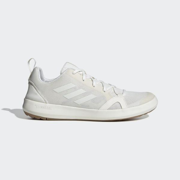 e02812b575a adidas Terrex Climacool Boat Shoes - White | adidas US