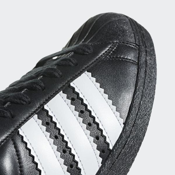 Adidas MEN'S ORIGINALS SUPERSTAR 80S SHOES Core Black Core