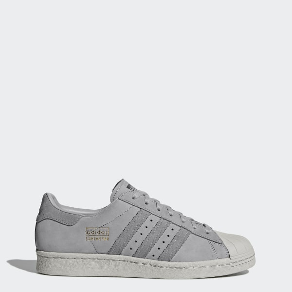 adidas Superstar 80s Shoes - Grey | adidas