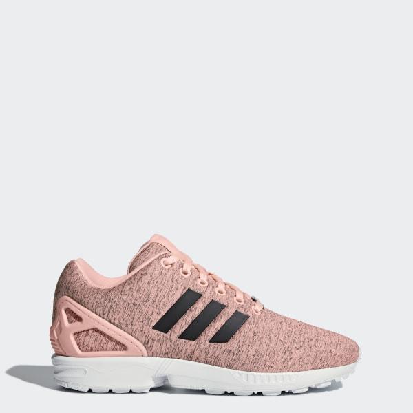 zx flux adidas rosa