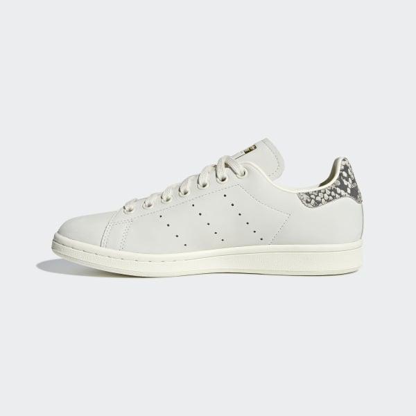 Zapatilla Beige adidas Originals Stan Smith W