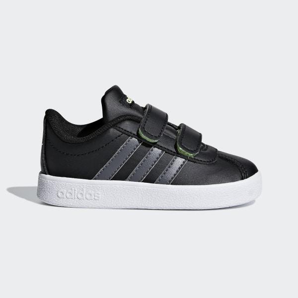 fe404751 adidas VL Court 2.0 Shoes - Black | adidas US