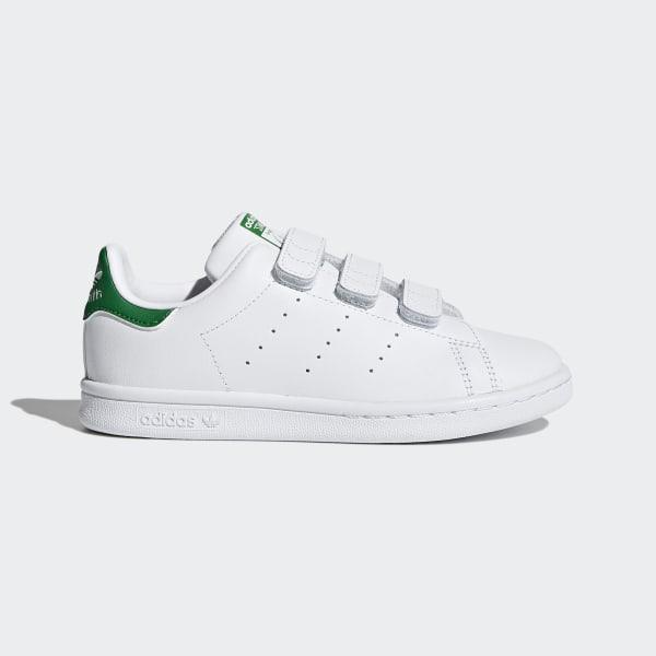 20cc010ae Кроссовки Stan Smith ftwr white / ftwr white / green M20607