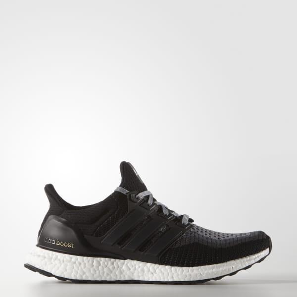 3e53396257 Ultra Boost Shoes Core Black / Core Black / Solid Grey AQ4004