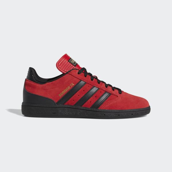 low priced 56e61 44dd2 Busenitz Shoes Scarlet   Core Black   Gold Metallic G27731