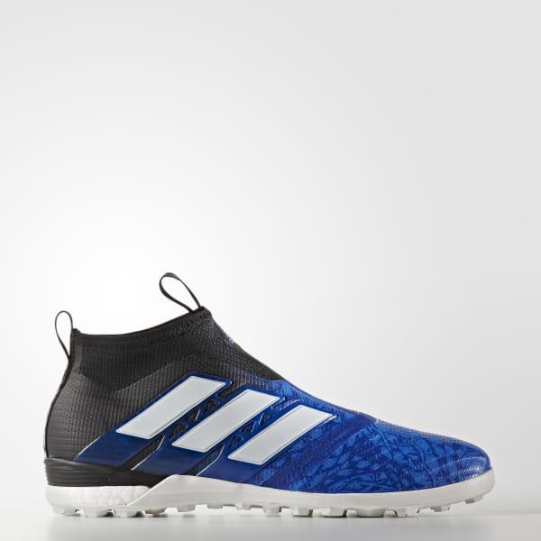 db3ce888b Ace Tango 17+ Purecontrol UCL Dragon Turf Shoes Blue / Crystal White / Core  Black