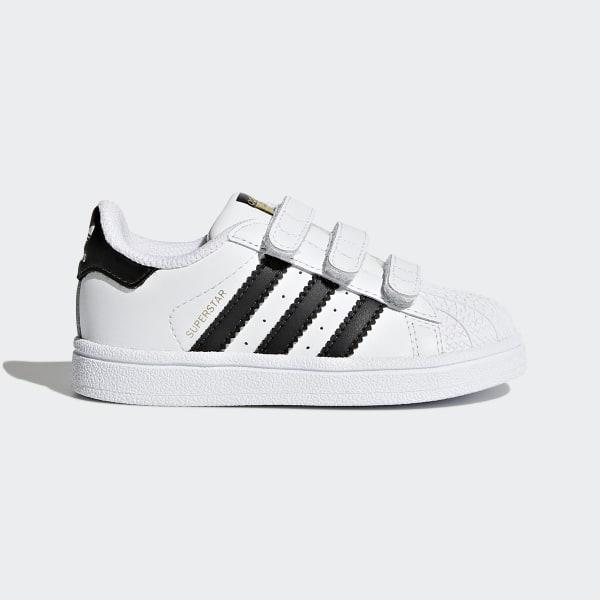 cd4641785 Zapatilla Superstar Footwear White   Core Black   Footwear White BZ0418