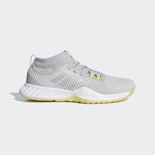 adidas Reduziert CrazyTrain Pro Schuhe (Damen) Grau One
