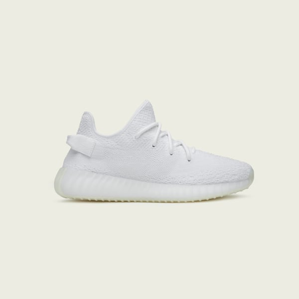 huge selection of e8c8e 7a1ef YEEZY BOOST 350 V2 TRIPLE WHITE - Branco adidas | adidas Brasil