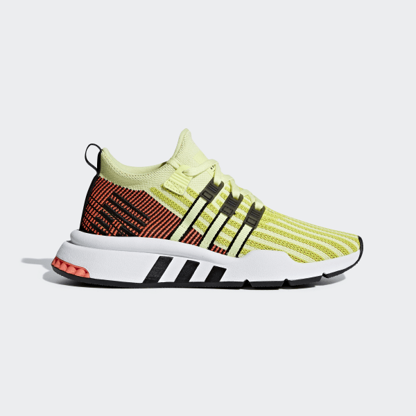 4657924686f adidas EQT Support ADV Mid Shoes - Yellow | adidas New Zealand