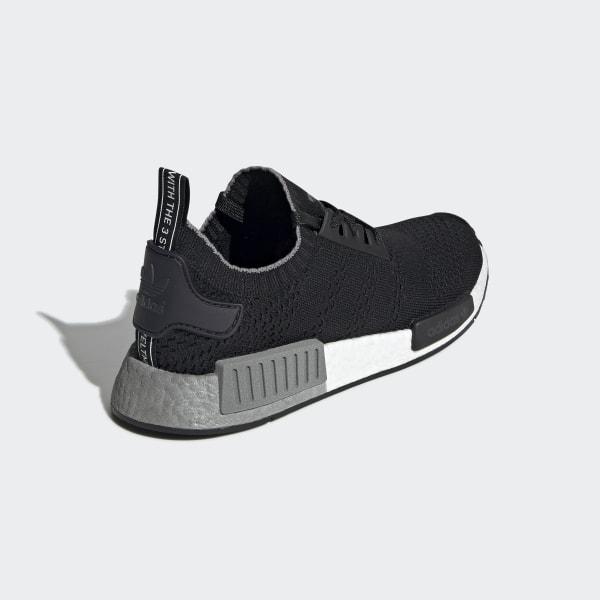 quality design dabcf 4fca1 adidas NMD_R1 Primeknit Shoes - Black | adidas US