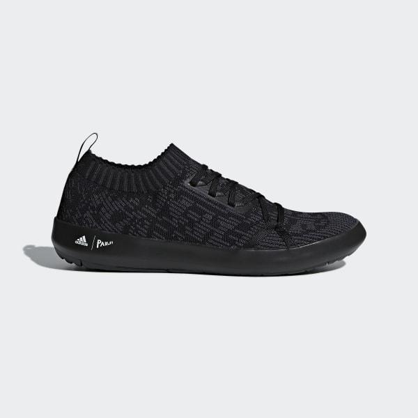 pretty nice 79799 7a921 adidas Terrex Boat DLX Parley Shoes - Black | adidas Ireland