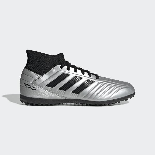 04cd7ec59c adidas Predator Tango 19.3 Turf Shoes - Silver | adidas US