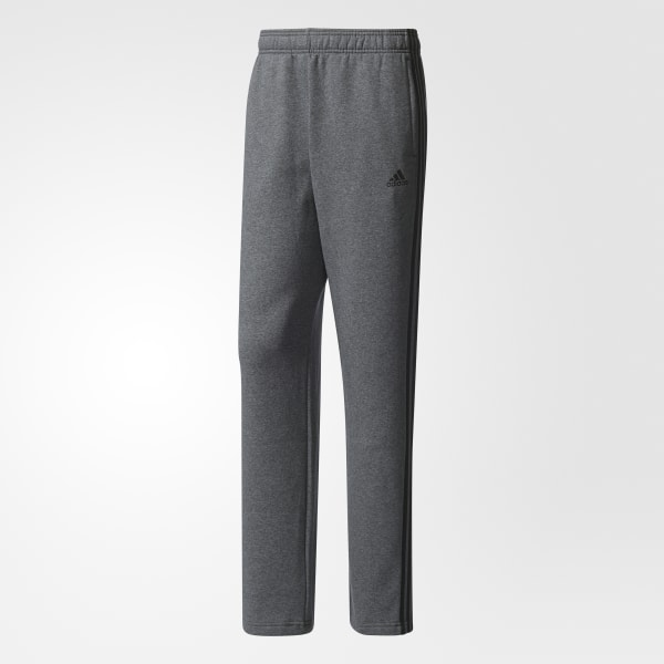 97193094a adidas Essentials 3-Stripes Fleece Pants - Grey   adidas US
