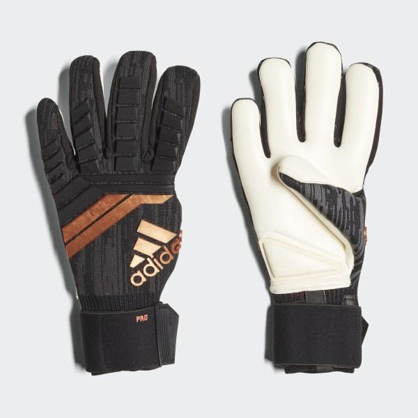 check out bc58e 6f979 adidas Predator 18 Pro Gloves - Black | adidas US