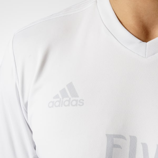 buy online d88ed 5dc55 adidas Real Madrid Parley Jersey - White | adidas Australia