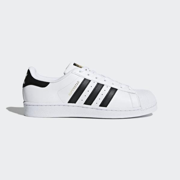 789e2e2ec88 Zapatilla Superstar Footwear White / Core Black / Cloud White C77124