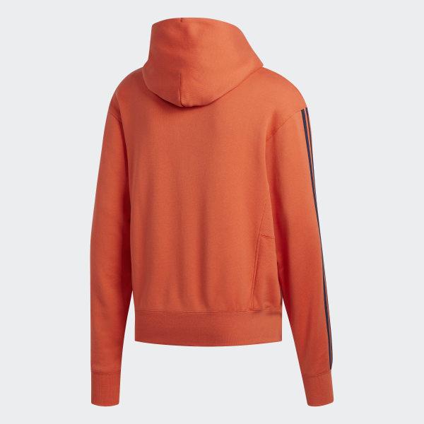 adidas Off Court Hoodie Orange | adidas Switzerland
