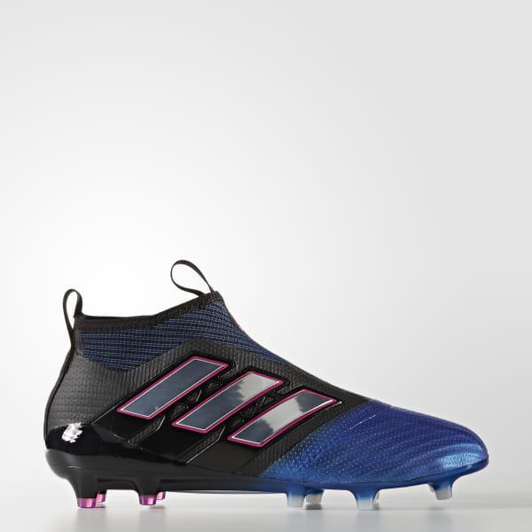 buy popular cf21c feff2 adidas ACE 17+ Purecontrol Firm Ground Boots - Black | adidas Australia