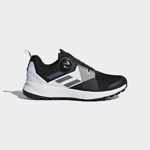 fa0bc202aa adidas Terrex Two Boa Shoes - Black | adidas US