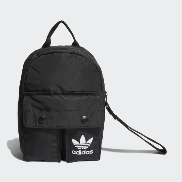 0e471efbcd700 adidas Classic Mini Backpack - Black