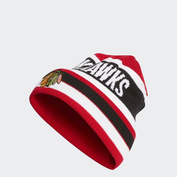 9593743a96 adidas Blackhawks Cuff Beanie - Multicolor | adidas US