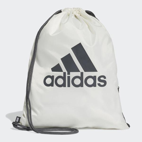 f268403f adidas Gym Sack - White | adidas Belgium