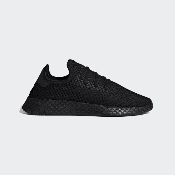Brand New Adidas Deerupt Runner Black White Sz 8 Nmd Clothing, Shoes & Accessories