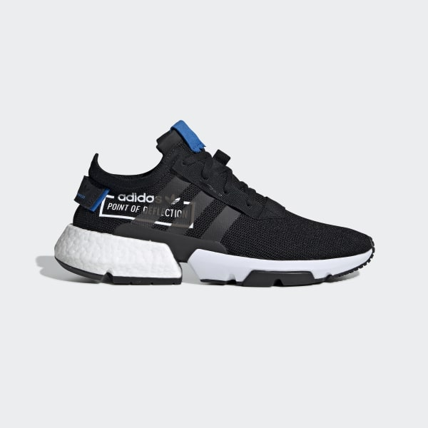 adidas POD S3.1 Chaussures Core BlackBluebird: