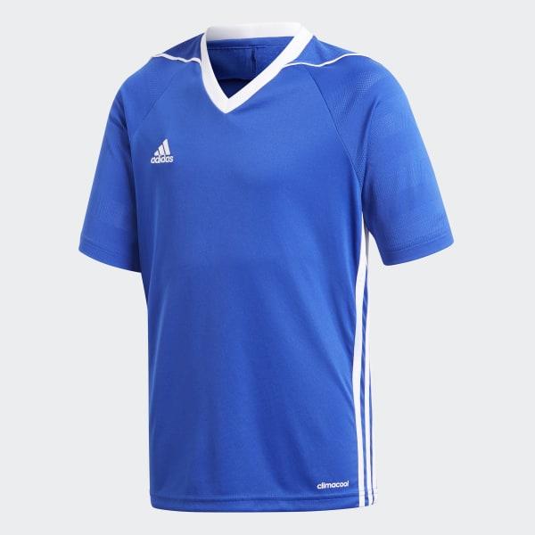 3020febb2 Tiro 17 Jersey. C$ 45. Colour: Bold Blue / White